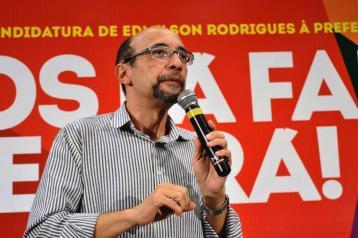 LUIZ ARAÚJO PSOL NACIONAL