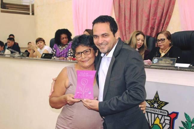 paulo lemos homenagem mulher amapaense_dia internacional da mulher