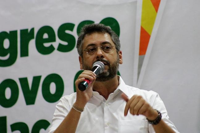 DEPUTADO PAULO LEMOS PARTICIPA DA ABERTURA DO CONGRESSO DO POVO DE MACAPÁ 03