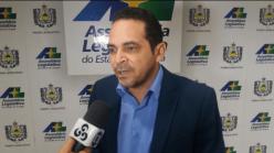 Deputado estadual Paulo Lemos, presidente da Comissão de Ética da Assembleia Legislativa do Amapá