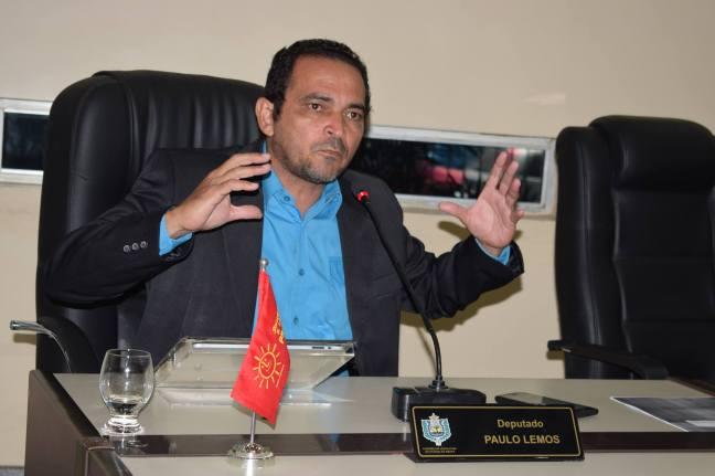 Amprev e consignados são temas levantados em sessão pelo deputado Paulo Lemos