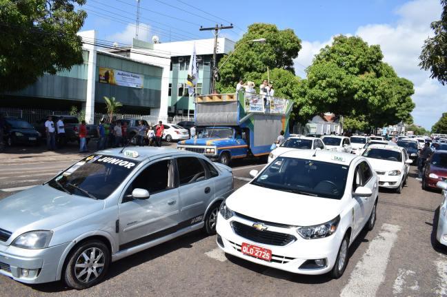 Paulo Lemos garante apoio à classe dos taxistas amapaenses 02