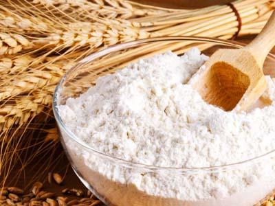pão e trigo