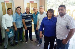 REPRESENTANTES DA ASSOCIAÇÃO DAS PANIFICADORAS DE MACAPÁ E SANTANA