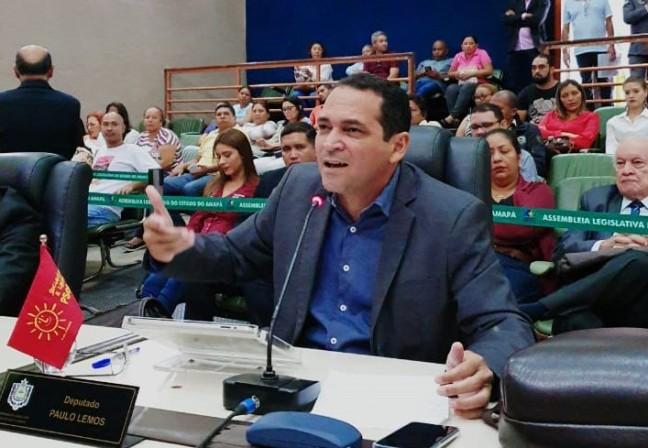 """""""O secretário tem que abrir os problemas para que juntos possamos achar soluções"""", diz Paulo Lemos durante sabatina com o secretário de Estado da Saúde do Amapá"""